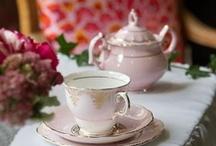 ~ Tea Time ~ / by Jan Henderson