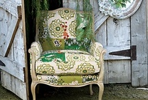~ Have A Seat ~ / by Jan Henderson
