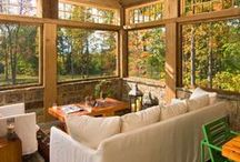 Dream Home Inspiration / Ideas for when we build our home / by Lindsay Serrahn