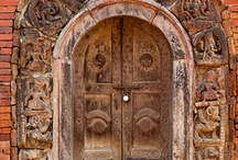 ~ Intrigued By Doors ~ / by Jan Henderson