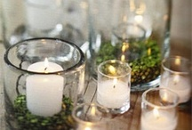 ~ Candles ~ / by Jan Henderson