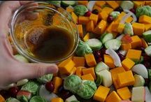 A Little on the Side / Side dishes....hot, cold, veggies, fruit...just a little somethin' on the side. / by Patti Blust