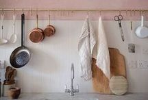 in the kitchen / by kerstin williams