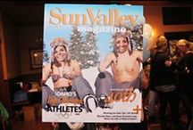Behind the Scenes / Here's what happens at Sun Valley Magazine in between the blood, sweat and tears of putting together award-winning magazines... P.A.R.T.Y. / by Sun Valley Magazine