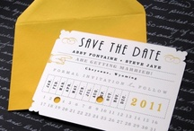 Save the date - you're invited! / by Tatianuska