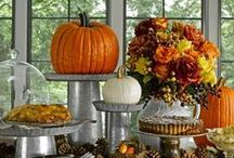 Seasonal Decorations / Tis' the season to be decorative / by Tragic Sandwich