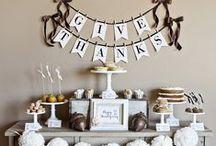 holiday ¤ thanksgiving