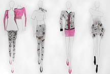 Textiles Drawing
