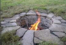 Outdoor Decor & Firepits / by Patti Blust