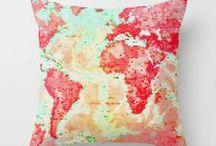 Map-tastic! / by Tragic Sandwich