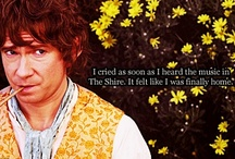Hobbits and Homelands / Because I love Tolkien