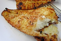 Fish & Seafood / by Patti Blust