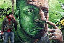 Street Art Selection / De la street, de l'art, cela nous donne du Street Art !