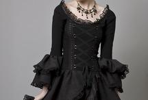 Gothic Steampunk fashion