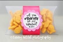 My Funny Valentine / Valentine's Day ideas / by Patti Blust