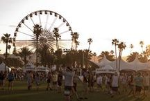 Festival Life / A look in the rearview at the laid back styles from Coachella 2012 and 2013.  / by Cole Haan