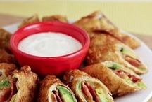 Appetizers and Snacks / by Peggy Bromley