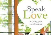 Speak Love Art / http://anniedowns.com/