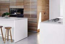 Incredible Kitchens / For my cooking addiction and my future self ~ Kitchens I would love to spend hours in.   Spaces that inspire to cook     Light and airy spaces     Modern kitchens  