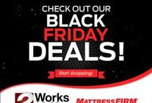 Black Friday / Get the details and all of the ads in advance of Black Friday.   / by KJRH 2 Works for You