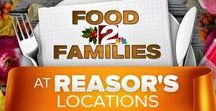 Food 2 Families / Food 2 Families is a year-round initiative by 2 Works for You to collect and donate food our neighbors in need.