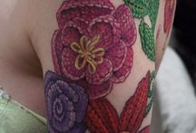 Luscious Lime | Loving Body Art / Sharing the beauty of tattoos and piercings  / by Jill Chongva