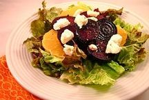 Side dishes and salads / by Peggy Bromley