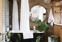 bath / bathroom | salle de bain | toilet | baño | banheiro / by Flavia Cavalcante