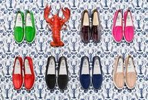 Shades of Summer / Explore some cool summer vibes and the colorful shoes that are taking us there. / by Cole Haan