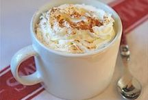 Cozy, hot beverages / by Patti Blust