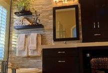 Bathroom Makeovers / by Donna Perkins