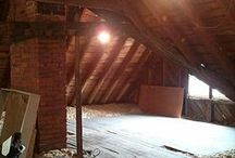 Attic Remodels / by Donna Perkins