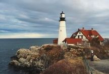 Spirit of New England / From beaches to bonfires, explore everything about our Northeast heritage. / by Cole Haan