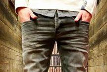 Jeans heren Fall/Winter 2015 / Op dit prikbord vind je de 2015 Fall/Winter collectie herenjeans bij Brothers Jeans