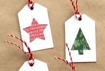 Holiday Craft Party / festive Christmas crafts created from crafters who are a part of the #holidaycraftparty