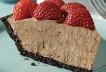 no bake desserts / NO time ..No problem !you can still have your cake and eat it too !