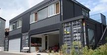 Container Homes / Container Homes inspiration