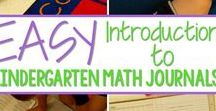 MATH in Kindergarten / Kindergarten Math ideas, lessons, activities, games, and more for your classroom.  Find resources for your whole group math workshop, small group guided math, Daily 5, math centers and math stations.   From worksheets to hands on activities!
