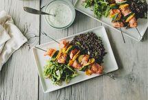 Food / by Effie Clayton