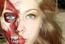 .Costume  Cool. / Costume and makeup inspiiration!