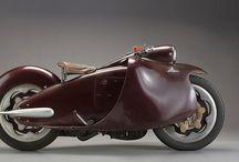 Motocicletas / Las que me gustaría poseer...