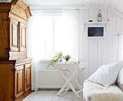 Design:  Swedish Country Home