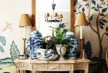 Foyer / The foyer or entrance is the first impression of any home