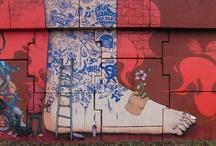 Graffiti / Graffiti, street art…