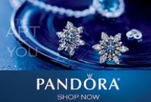 PANDORA / PANDORA charms, pendants, rings, bracelets and earrings - all at your fingertips! / by Ben Bridge Jeweler