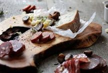 Apps: Cheese + Charcuterie