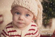 Holiday Baby Photoshoot