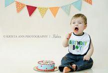L's 1st Birthday
