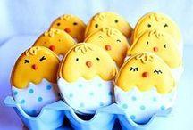 Cookies: Easter