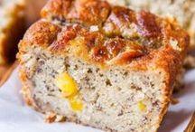 Food: Sweet {bread & muffins}